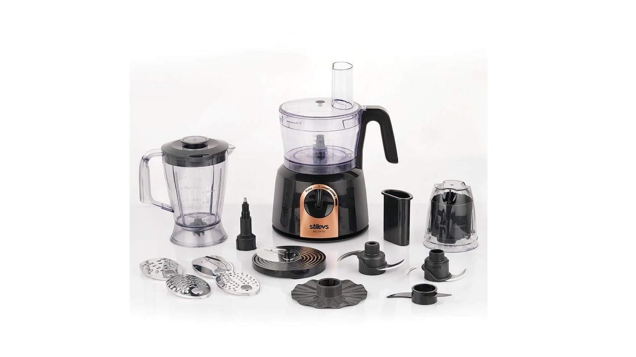 Stilevs Maxi Chef Pro Mutfak Robotu