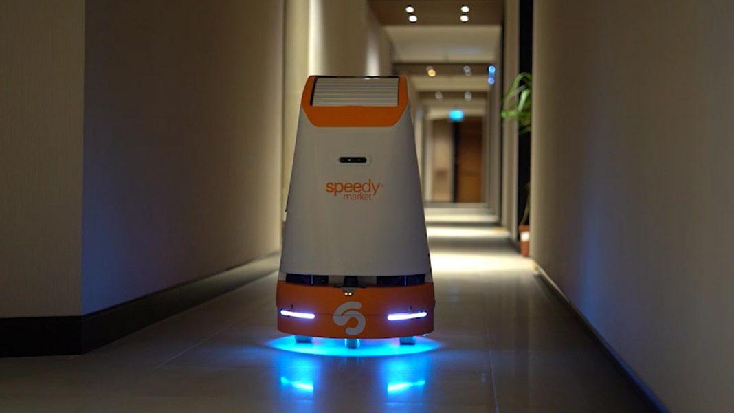 robot sppedy