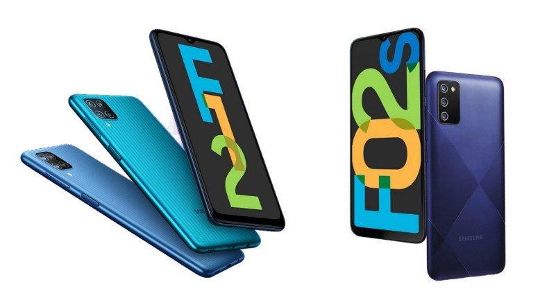 Samsung, Fiyatıyla Türkiye'de Peynir Ekmek Gibi Satabilecek Telefonları Galaxy F12 ve Galaxy F02'yi Duyurdu