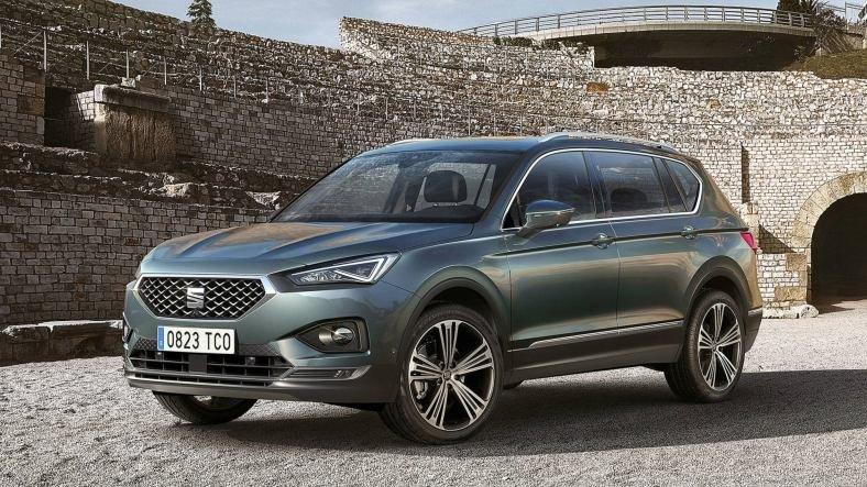 Seat'ın En Büyük SUV Modeli Tarraco, Türkiye'de Satışa Sunuldu