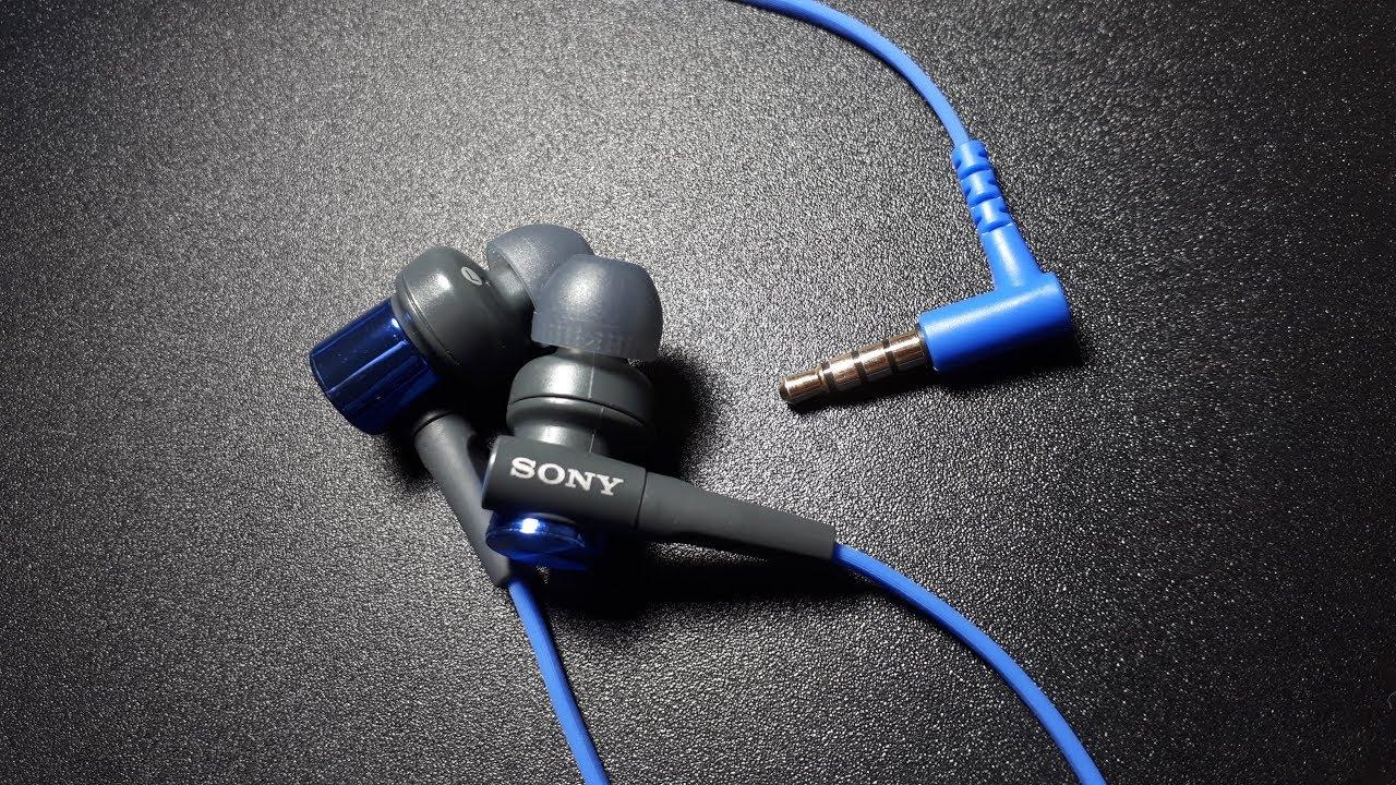 Sony MDRXB50