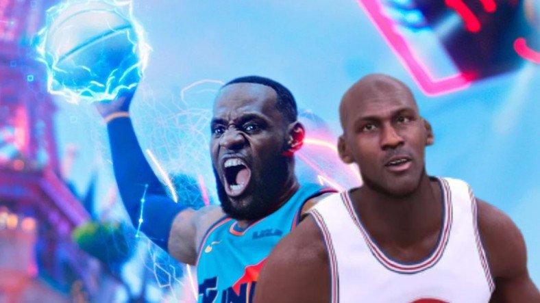 Space Jam Filmlerine Göre İki Efsaneyi Karşılaştırıyoruz: Michael Jordan mı, LeBron James mi?