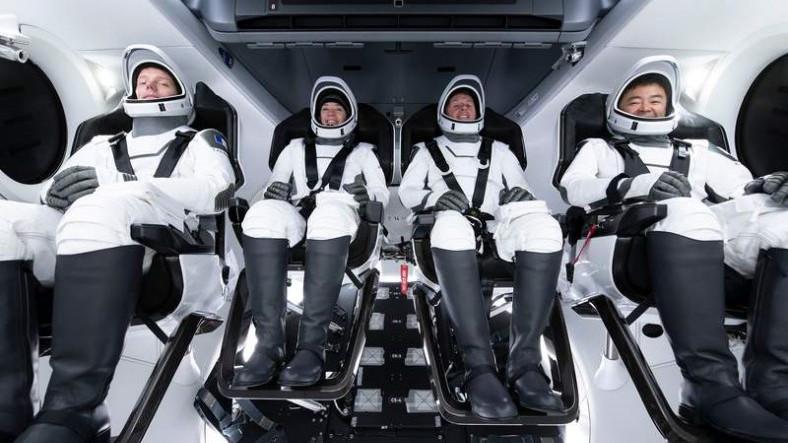 SpaceX, Uluslararası Uzay İstasyonu'na İkinci Kez Astronot Gönderiyor [Canlı]