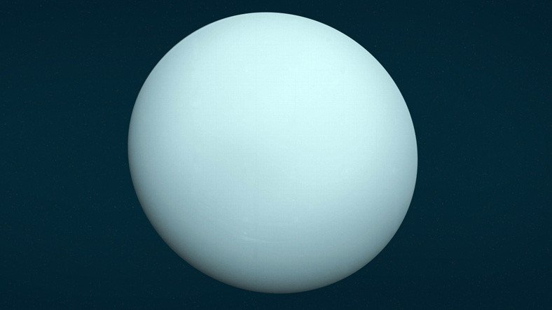 Tarihte İlk Kez, Uranüs'ten Yayılan X-Işınları Tespit Edildi