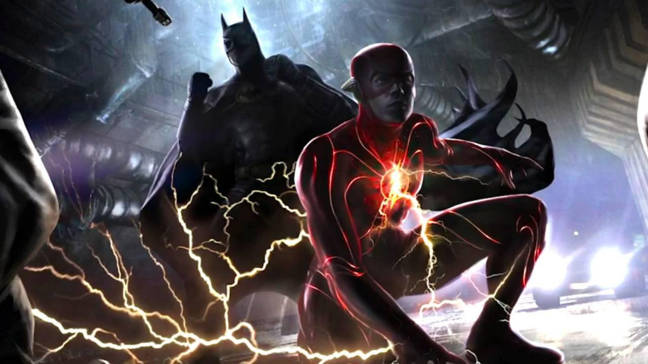 Batman ve Flash