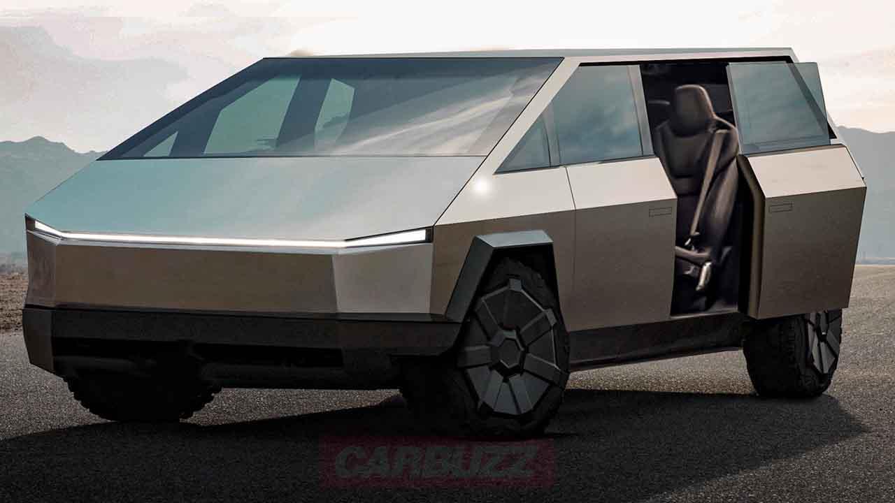 Tesla Minivan