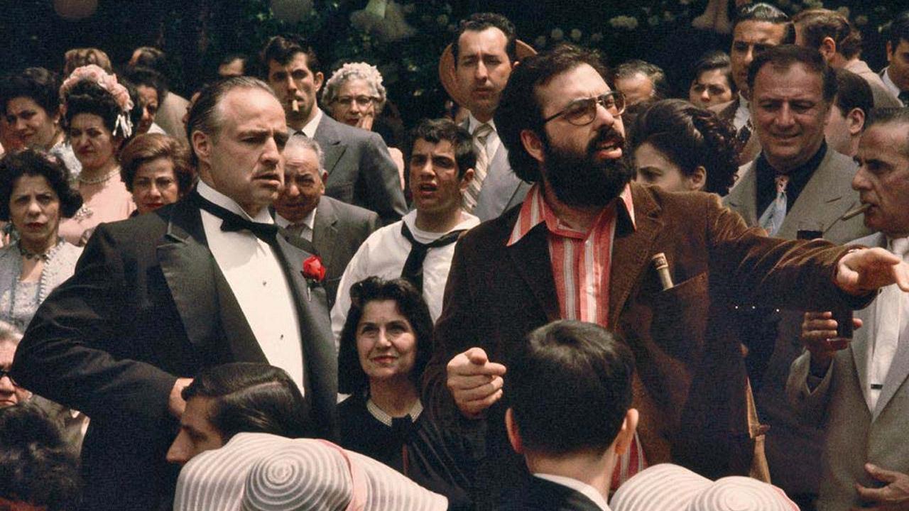 Francis Ford Coppola godfather