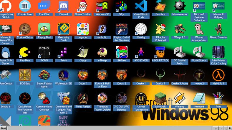 Tıkladığınız Anda Sizi 90'lardaki Bir Bilgisayara Işınlayan İnternet Sitesi