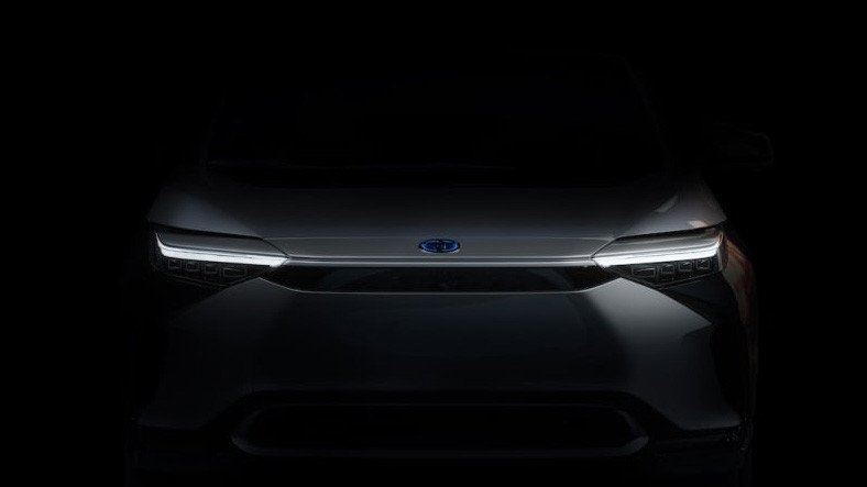 Toyota, Küresel Çaptaki İlk Elektrik Otomobilini Duyurmaya Hazırlanıyor: İşte İlk Fotoğraf