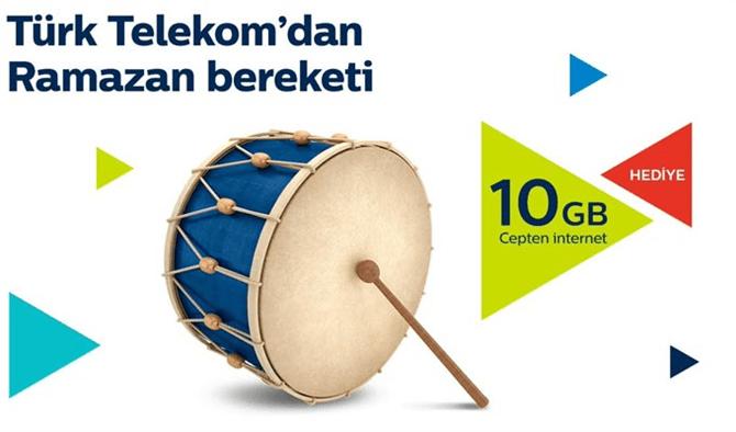türk telekom ramazan hediyesi