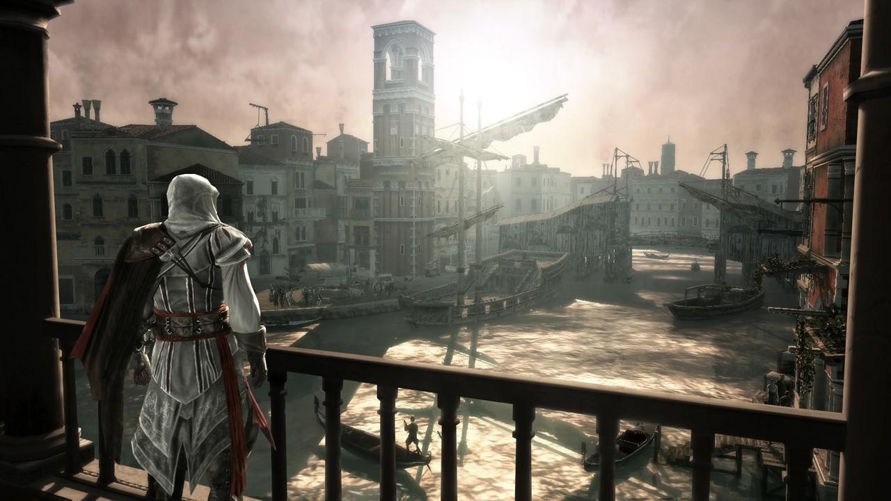 Assassins Creed Ezio'nun hikayesi