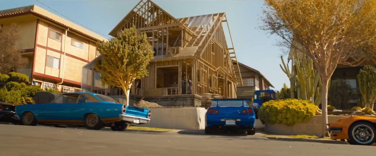 hızlı ve öfkeli 9 ev inşaatı