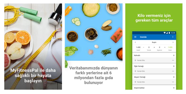 beslenme uygulamaları, MyFitnessPal