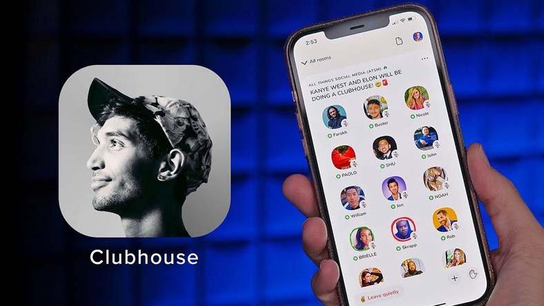 Clubhouse'un Android Sürümü Yayınlandı [Türkiye'de Biraz Daha Beklenecek]