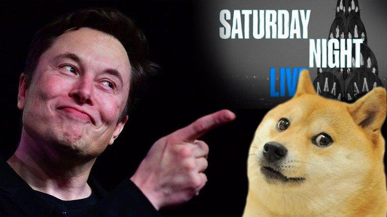Elon Musk, 8 Mayıs'ta Dünyanın En Büyük TV Programı SNL'yi Sunacak: Peki Bunun DOGECOIN ile Ne İlişkisi Var?