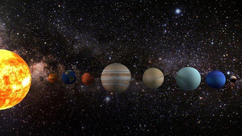 Güneş Sistemi Hakkında Ortamlarda Hava Atmalık 10 Enteresan Bilgi