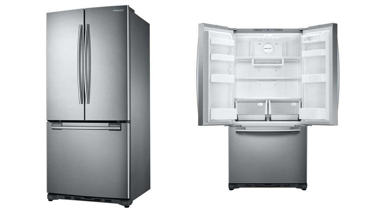 çift kapaklı buzdolabı