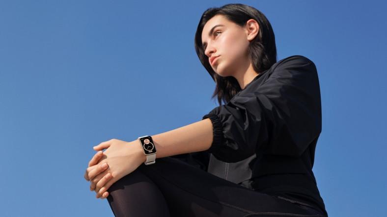 Huawei'nin İsviçrelileri Kıskandıracak Kadar Şık Akıllı Saati Watch Fit Elegant Türkiye'de Satışa Sunuldu