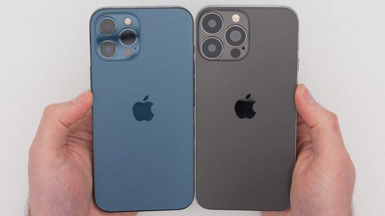 iPhone 13'ün Tasarımının Nasıl Olacağını Gösteren Maket Ortaya Çıktı [Video]