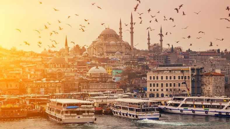 İstanbul Kültür Eylem Planı ile Sosyal Medya Fenomenleri İstanbul'u Tanıtacaklar