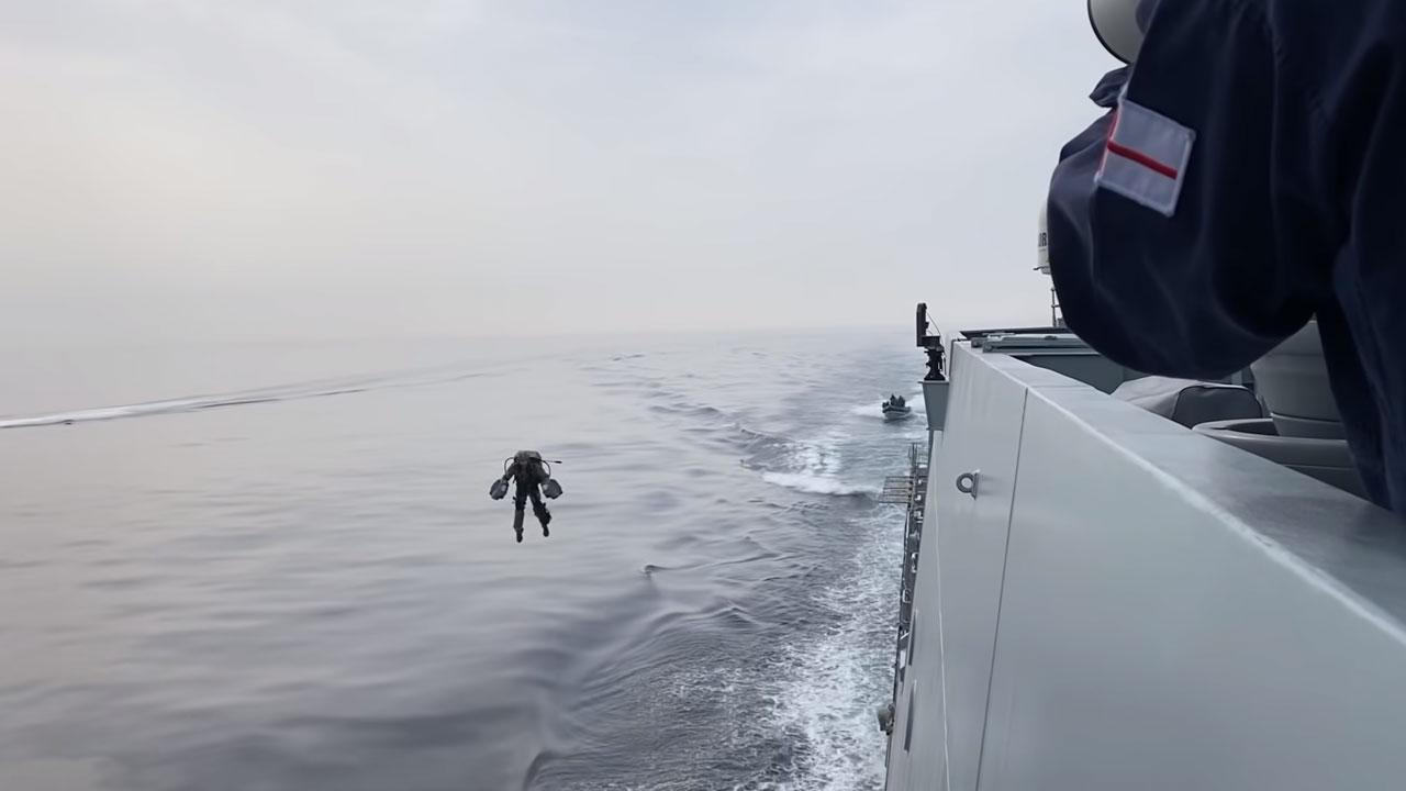 kraliyet donanması jet