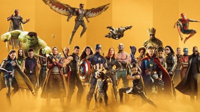 Marvel, Yeni Filmlerinin Vizyon Tarihlerini Tüyleri Diken Diken Yapan Bir Video ile Açıkladı