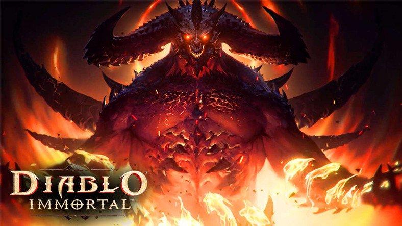 Mobil Platformlar İçin Geliştirilen Diablo Immortal, Bu Yıl Bitmeden Çıkış Yapacak
