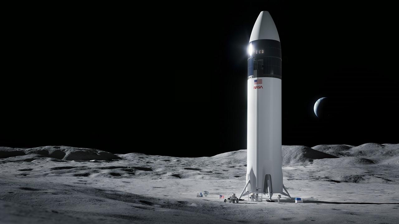 SpaceX Artemis görevi