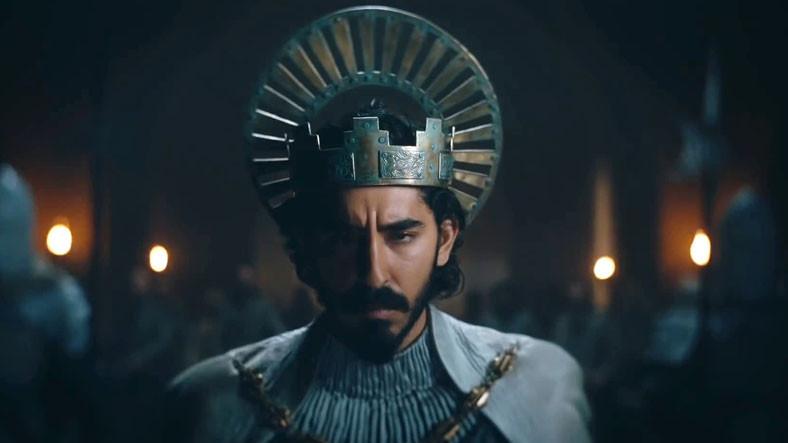 Ortaçağ Dönemiyle Fantastik Ögeleri Birleştiren The Green Knight Filminden İlk Fragman Geldi