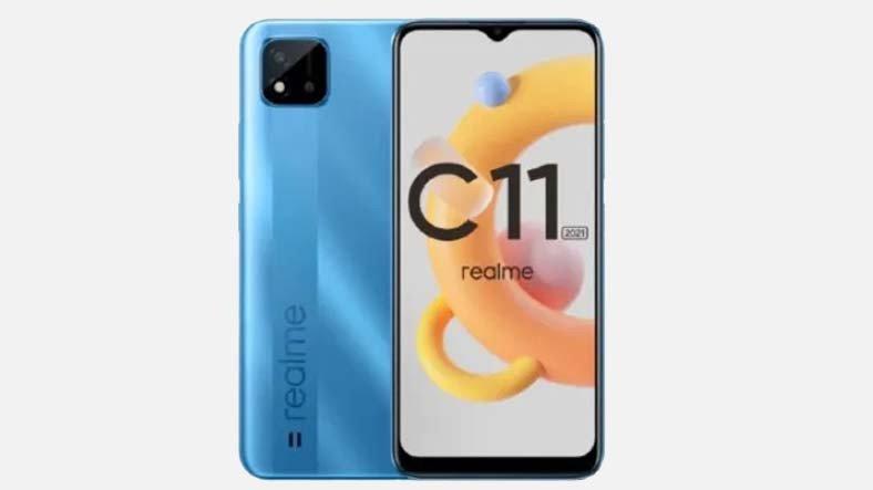 Realme, Bedavadan Biraz Pahalı Yeni Telefonu C11 (2021)'i Duyurdu