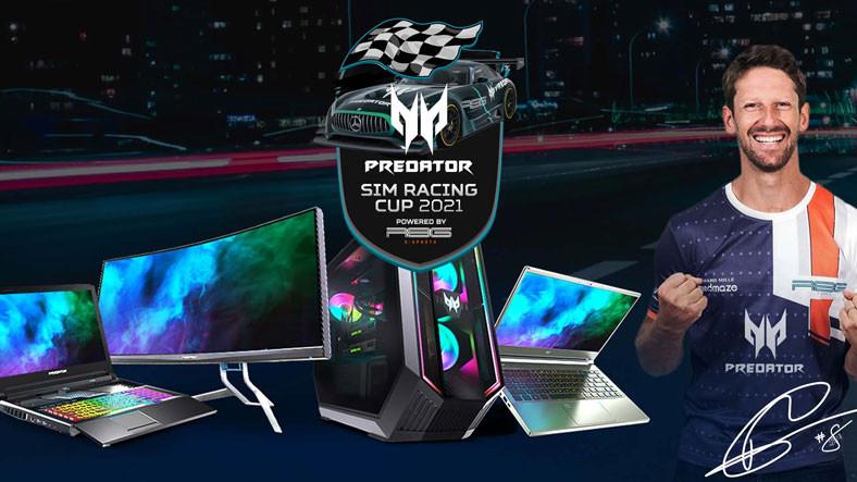 Simülatör Yarışçıları Toplanın: Ödüllerle Dolu Uluslararası Predator Sim Racing Cup 2021 17 Mayıs'ta Başlıyor