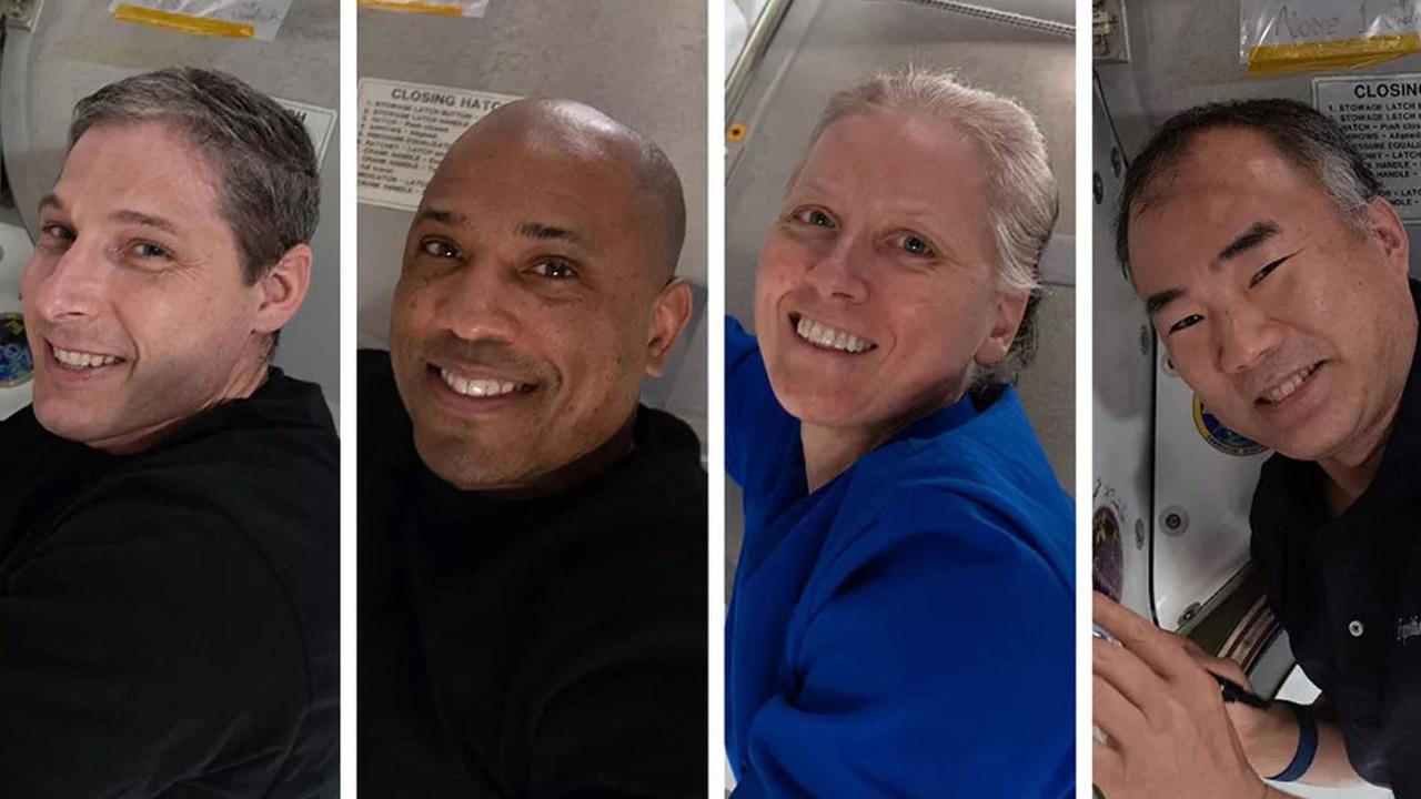 Space X Crew-1