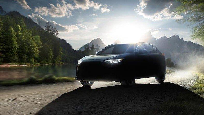Subaru, İlk Elektrikli Otomobilinin Adını (Solterra) ve Görüntüsünü Paylaştı