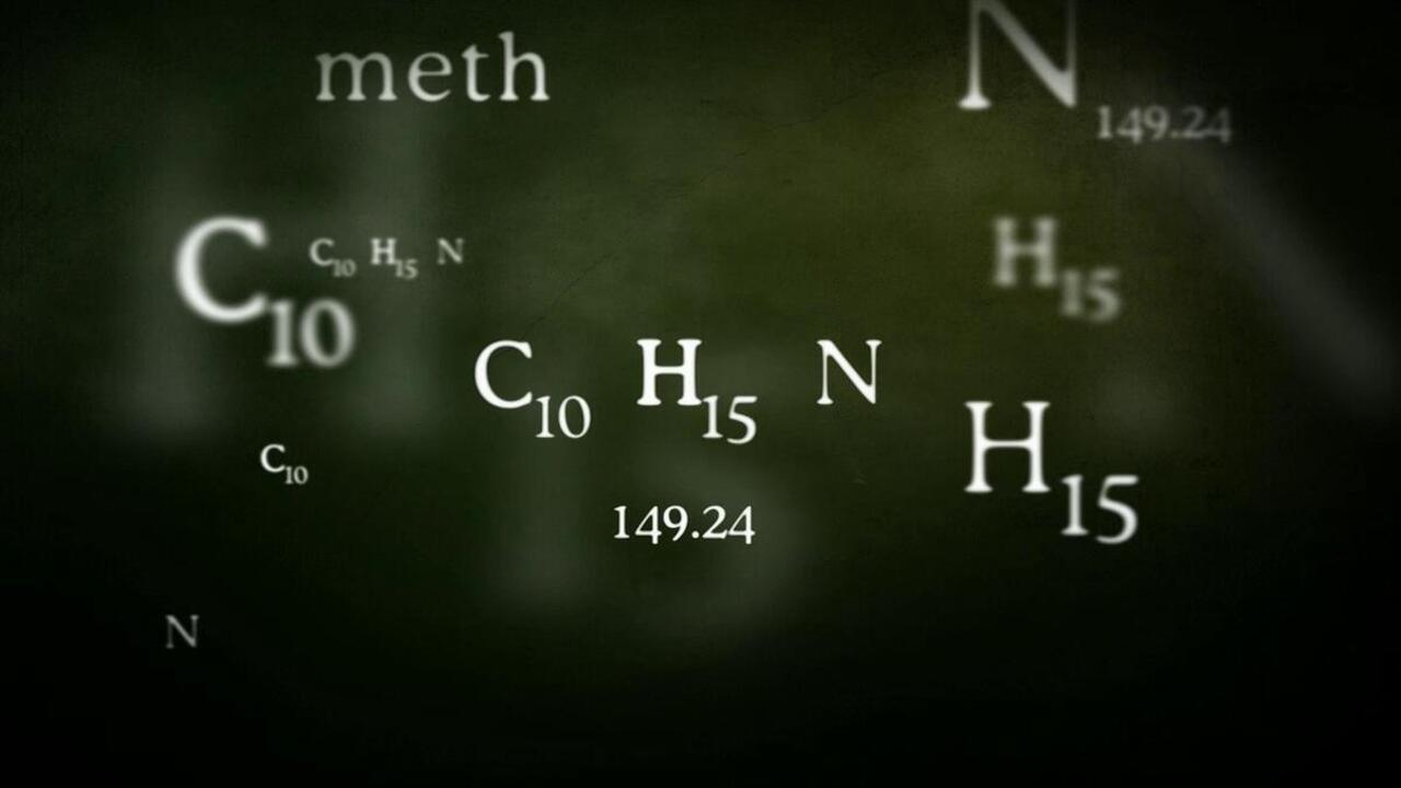 Jenerikte gözüken kimya formülü