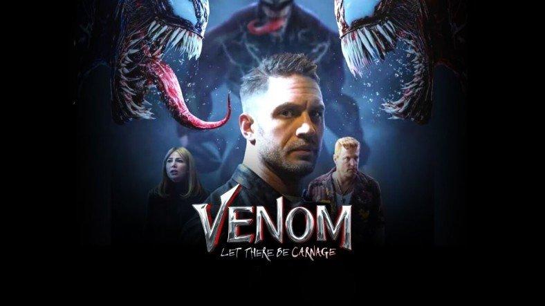 Venom Filminin İkincisi Venom: Let There Be Carnage'in Fragmanı Yayınlandı