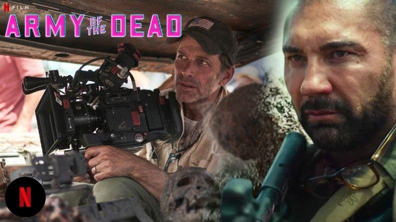 Webtekno, Zack Snyder ve Army of the Dead Filminin Oyuncularıyla Röportaj Yaptı [Sorularımıza Bayıldılar]