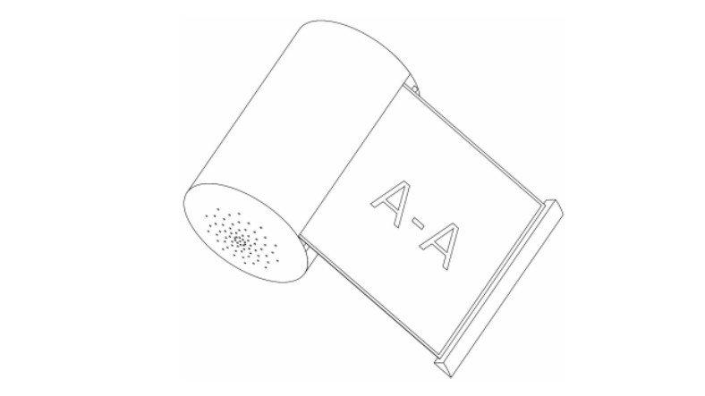 Xiaomi'nin Tuvalet Kağıdı Gibi Görünen Tuhaf Sarılabilir Telefon Patenti Ortaya Çıktı