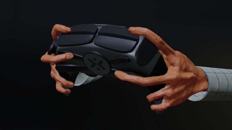 Ellerimiz, Konsollarda Oyun Oynamak İçin Evrimleşse Nasıl Görünürdü? [Video]
