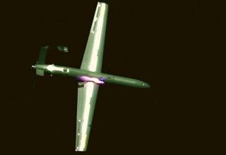 İsrail, Dünyanın İlk 'Havadan' Lazer Silahını Test Etti