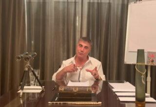 Sedat Peker'in YouTube Kanalı ile Sosyal Medya Hesaplarına Erişim Engeli Getirildi