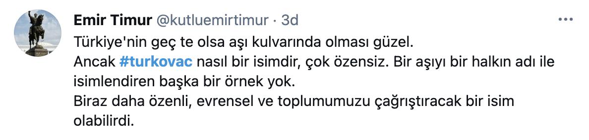 TURKOVAC tweet 7