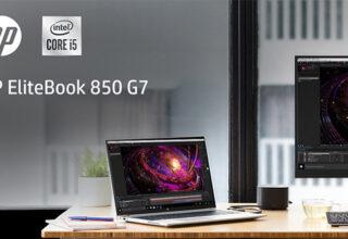 Uzaktan Çalışanlara İstedikleri Güç ve Güvenliği Veren Bilgisayar: HP EliteBook 850 G7