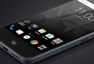 Açın Yolu: BlackBerry, 5G'li Yeni Akıllı Telefonuyla Piyasaya Dönüş Yapıyor