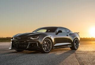 Bir Efsane Daha Sessizliğe Bürünüyor: Chevrolet, Camaro'yu Elektrikli Otomobile Çevirebilir