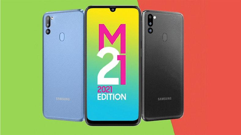 Samsung, Galaxy M21'in Geliştirilmiş Versiyonu M21 2021 Edition'ı Duyurdu
