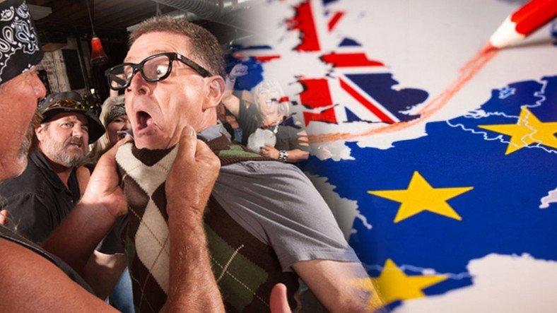 Bir Bar Kavgası, Nasıl Oldu da İngiltere'nin Avrupa Birliği'nden Ayrılmasına Yol Açtı?