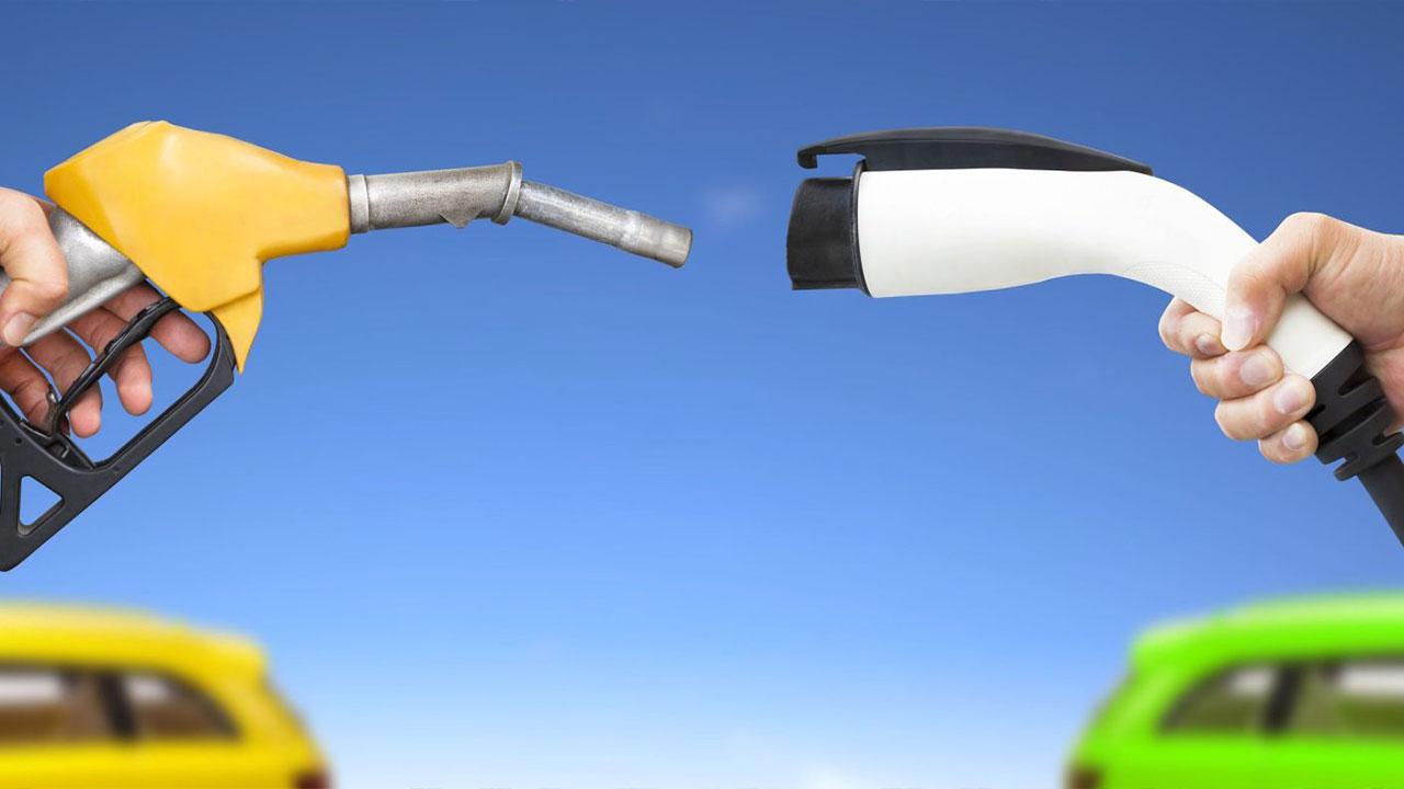 Fosil vs Elektrik