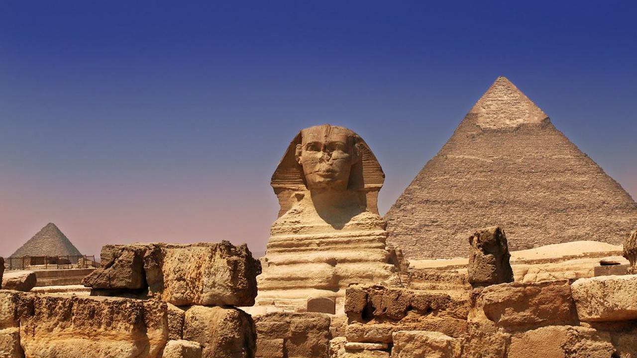 Keops piramidi Gize