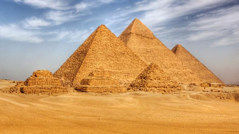 Mısır'daki Gize Piramitleri Hakkında Gizem Dolu 7 Tuhaf Bilgi