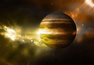 Amatör Gözlemci, Jüpiter'e Dünya'dan Görülebilecek Kadar Işık Yayarak Çarpan Gök Cismini Kaydetti